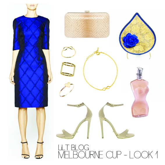 MELBOURNE CUP OUTFIT 01B