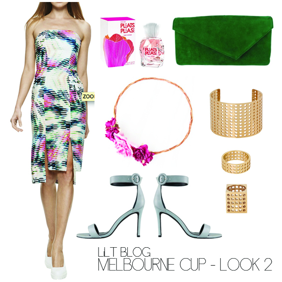MELBOURNE CUP OUTFIT 02