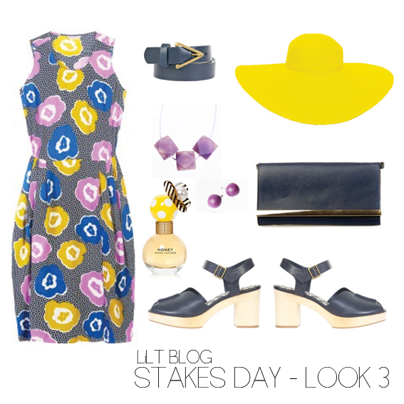 STAKES DAY OUTFIT 3