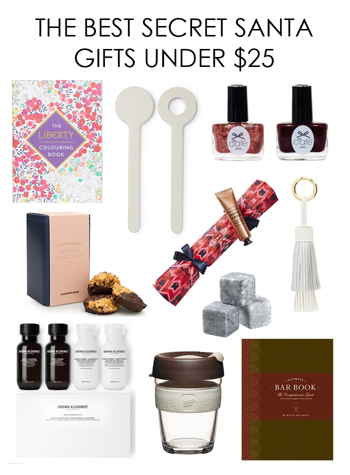 Best 25 Secret Santa Gifts 100 Images 25 Best Gifts
