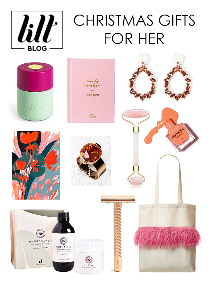 Christmas Gifts 2018 For Her.Christmas Gift Guide For Her 2018