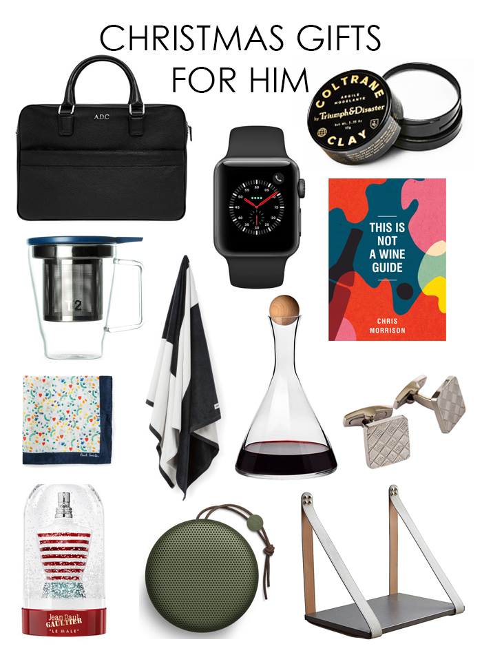 Christmas Gifts For Him 2017